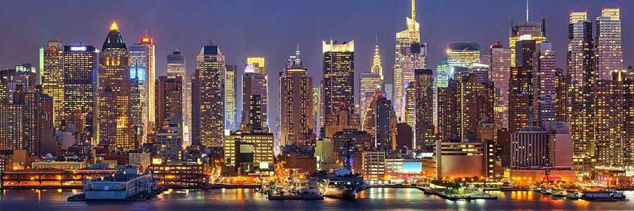 Rejs til New York
