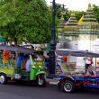 Vælger du Tuk Tuk i Bangkok