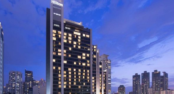 Gode hoteller i Bangkok