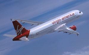 Sikkerhedsvideo fra Virgin America
