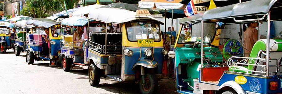 Transport i Bangkok
